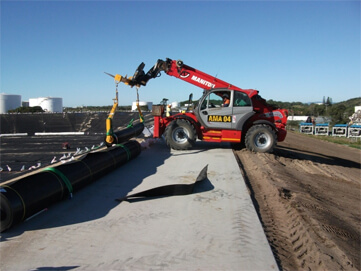 LANDFILL LINERS & COVERS